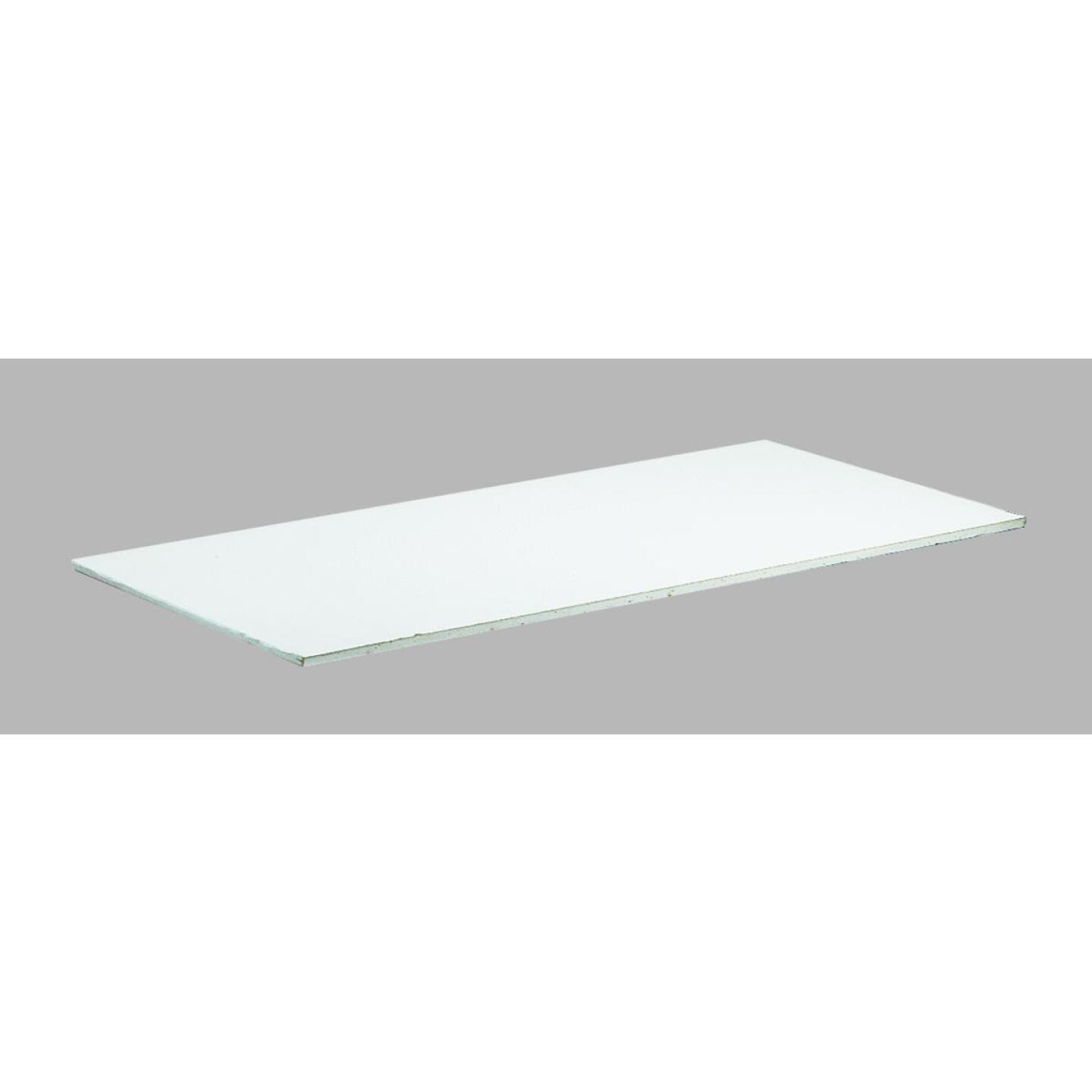 Sheetrock ClimaPlus 2 Ft. x 4 Ft. White Gypsum Fire Rated Lay-In Ceiling Tile (4-Count) Image 1