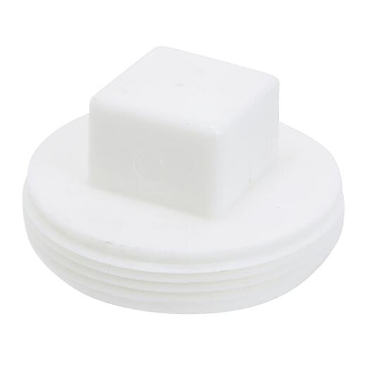 IPEX Sewer and Drain 3 In. PVC Sewer and Drain Plug